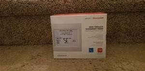 Honeywell    Home Visionpro 8000 Smart Thermostat Wifi