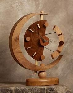 Woodworking Plans Wooden Clock Design Ideas PDF Plans