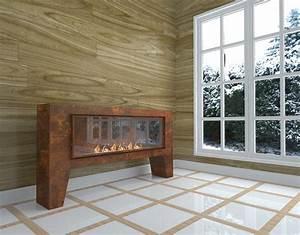 Cheminée Sans Conduit : cheminee ethanol glammfire ~ Premium-room.com Idées de Décoration