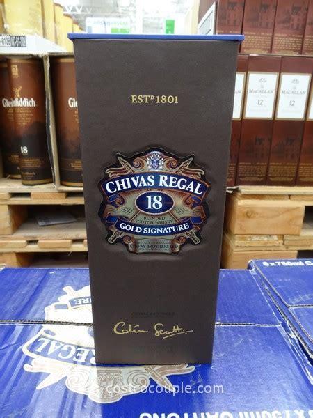 Chivas Regal 18yr Scotch