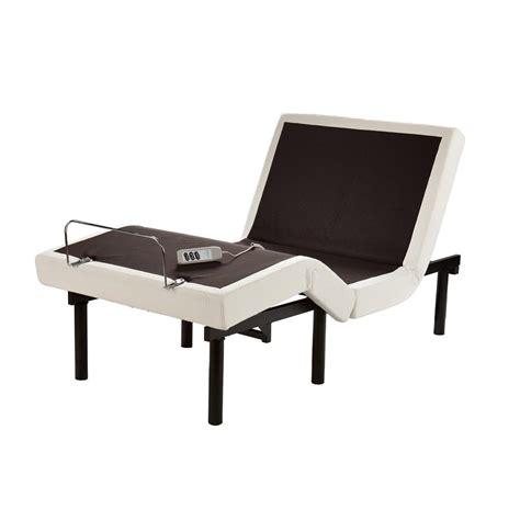 mycloud 10 quot twin xl adjustable bed 579481 mattresses