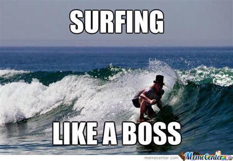 Surf Surfing Sea Beach Ocean Boogie Board Wave Memes. Best