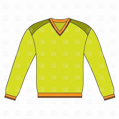 Sweater Clipart Jumper Clip Sleeved Royalty Beauty
