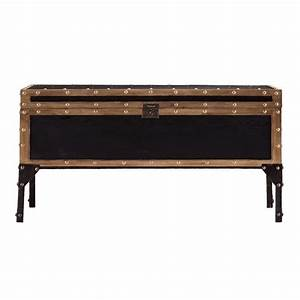 southern enterprises drifton travel trunk coffee table in With travel trunk coffee table