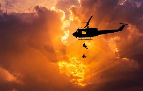 wallpaper  sky flight dawn spinner silhouette