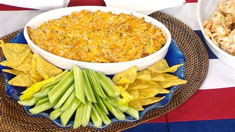 july 4th appetizers fourth of july appetizer recipes buffalo chicken dip and other holiday apps today com