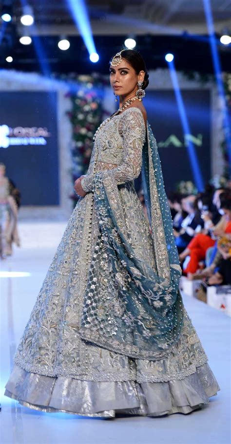 traditional pakistani bridal dresses   hijabiworld