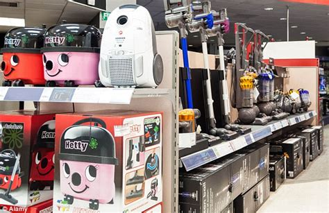 Vacuum Sales Up 44% As Eu Ban Sees Scramble For Powerful