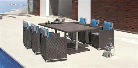 meuble de cuisine exterieur salon de jardin par carrefour