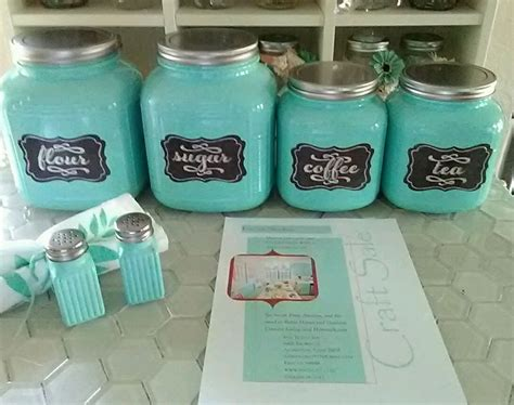 Farmhouse Kitchen Canister Set