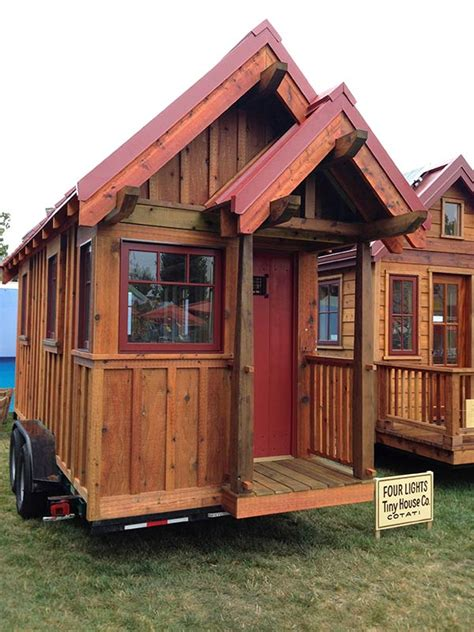 Weller Tiny House For Sale For Just $19k  Tiny House Pins