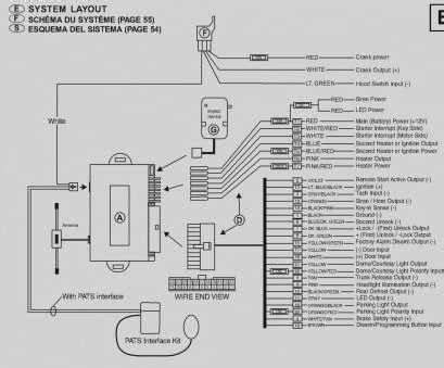avital remote starter wiring diagram  avital remote