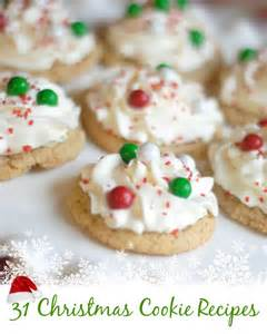 christmas recipes 31 christmas cookie recipes mommy hates cooking
