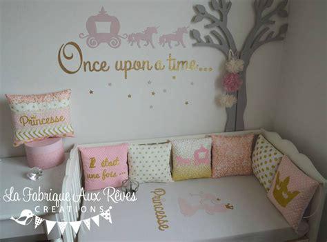 chambre princesse fille décoration chambre enfant bébé fille princesse conte de