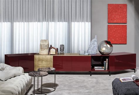 VERNER storage unit Meridiani Interior Decor interior design Home decor