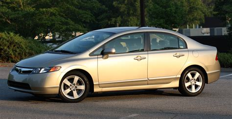 2007 Honda Civic Photos, Informations, Articles
