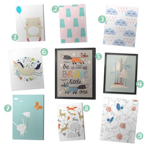 Inspiration  Bilder Fürs Babyzimmer Grünspross