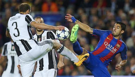 Barcelona vs Juventus: las mejores fotos del duelo en el ...