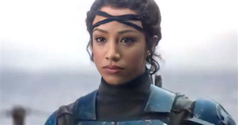 Sasha Banks' Character in The Mandalorian Season 2 Finally ...