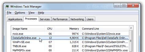 Datasafeonline.exe Windows Process