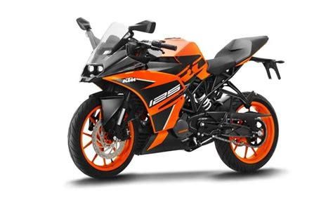 Ktm Rc 125 Abs Launched In India; Priced At Rs. 1.47 Lakh