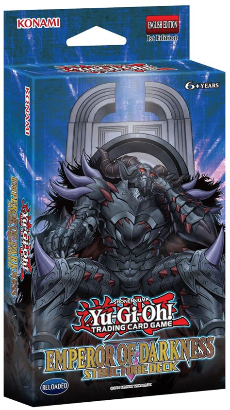the emperor structure deck list emperor of darkness yugioh structure deck cards outlet