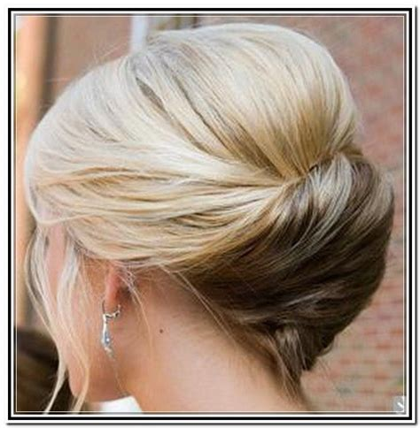Work Hairstyles Updos by Simple Updos For Hair In A Wedding Updos New