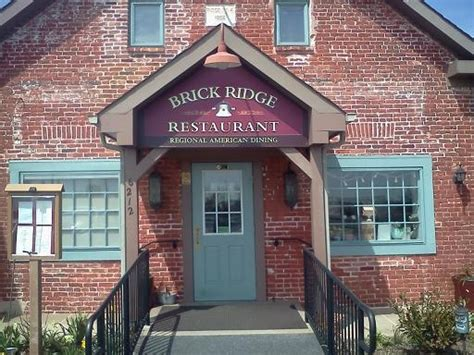 Deck Restaurant Mount Airy Md by Westminster Maryland Brunch At Brick Ridge