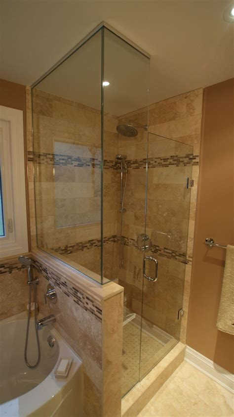 Shower And Bath Ideas by Stand Up Shower Design For Small Bathroom 1 Bathroom