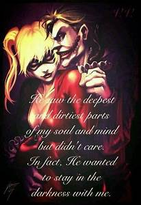 102 best images... Harley And Joker Quotes
