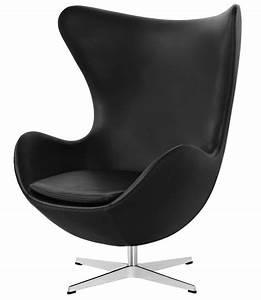 Egg Chair Arne Jacobsen : gget loungestol fuldpolstret l der ~ Bigdaddyawards.com Haus und Dekorationen