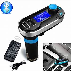 Mp3 Player Auto : wireless in car bluetooth 4 0 mp3 fm transmitter radio ~ Kayakingforconservation.com Haus und Dekorationen