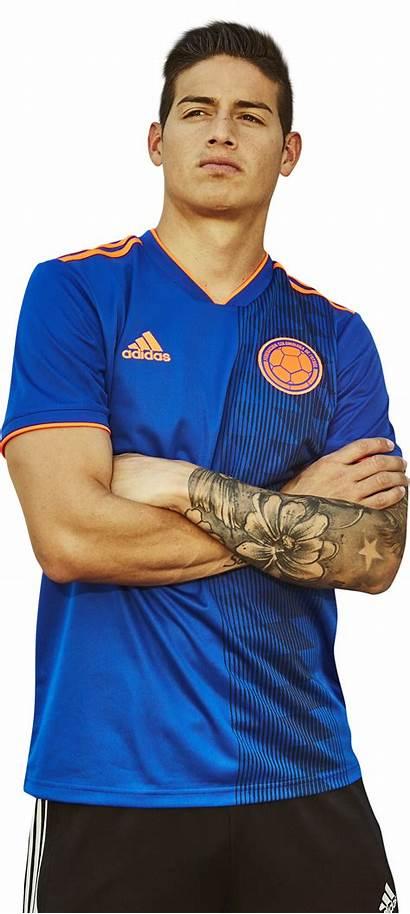 Rodriguez James Render Colombia Footyrenders Away