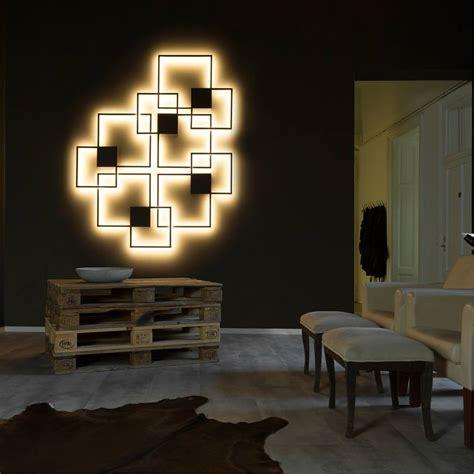 wall light venn 1 0 black 216 72 4cm l72 4cm wever ducre nedgis lighting