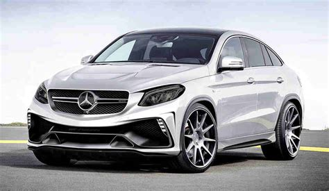 It's the ceo that takes no prisoners. Guru Tuning Restyles the Mercedes-AMG GLE 63 Coupe