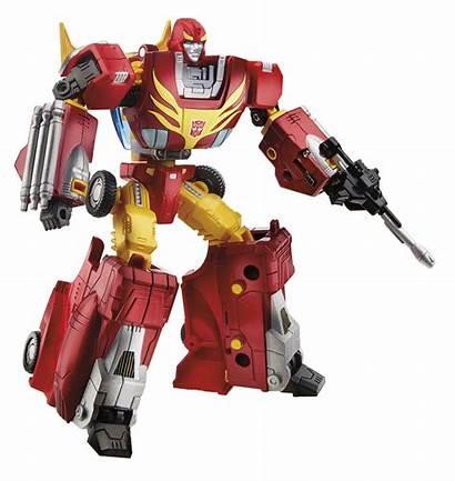 Rodimus Prime Transformers Platinum Toys Rise Edition