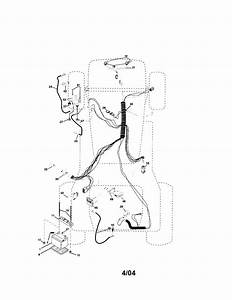 Craftsman Model 917273643 Lawn  Tractor Genuine Parts