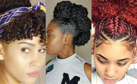 17 Best Ideas About Natural Hair Updo On Pinterest