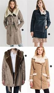 Fausse Peau De Mouton : 4 manteaux bien chauds avec fausse fourrure pour adoucir votre hiver taaora blog mode ~ Teatrodelosmanantiales.com Idées de Décoration