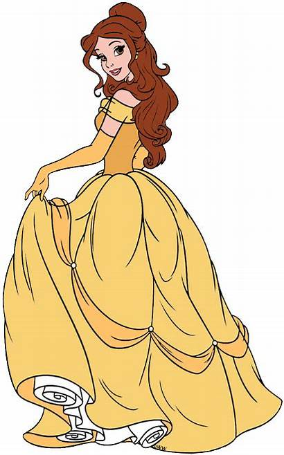 Belle Clip Pretty Disney Disneyclips