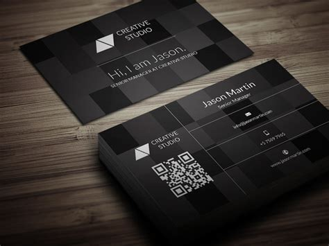 creative tiles business card business card templates