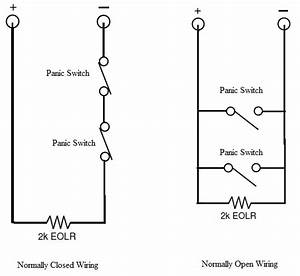 How Do I Wire Multiple Panic Switches To Vista