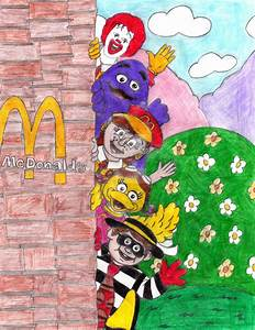 Ronald McDonald and Friends (with Cathy) by KrofftFan96 on ...