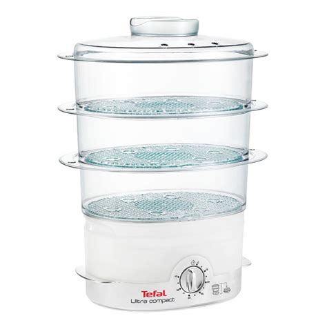 steam cuisine vitasaveur tefal ultra compact steam cuisine vc1006 food steamer 900w