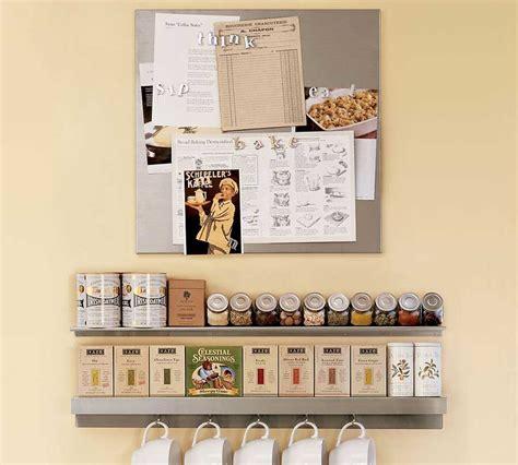 kitchen wall organization ideas kitchen spices wall storage interior design ideas