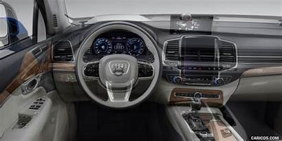 Audi Q7 Xc90 Volvo Interior Animation