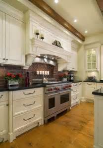 Backsplashes For Kitchens Kitchen Brick Backsplashes For Warm And Inviting Cooking Areas