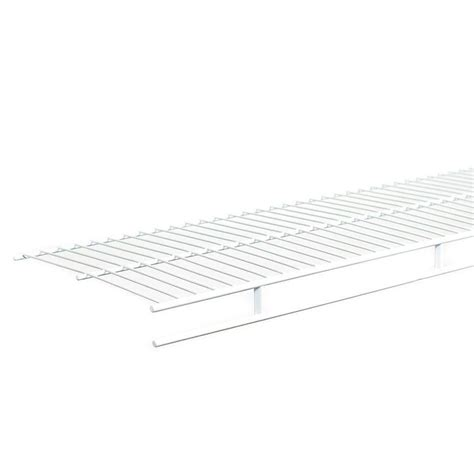 Closetmaid Wire Shelf by Closetmaid Shelf And Rod 6 Ft X 16 In Ventilated Wire