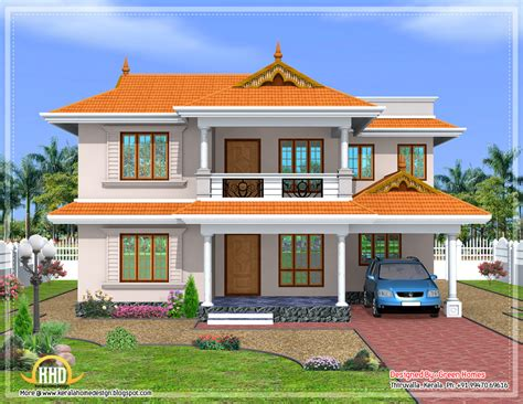 Roof Building Plans Photo Gallery by Image Sloped Roof House Kerala Jpg Techno Wiki