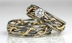 How special is unique wedding rings wedding promise for Unique wedding ring